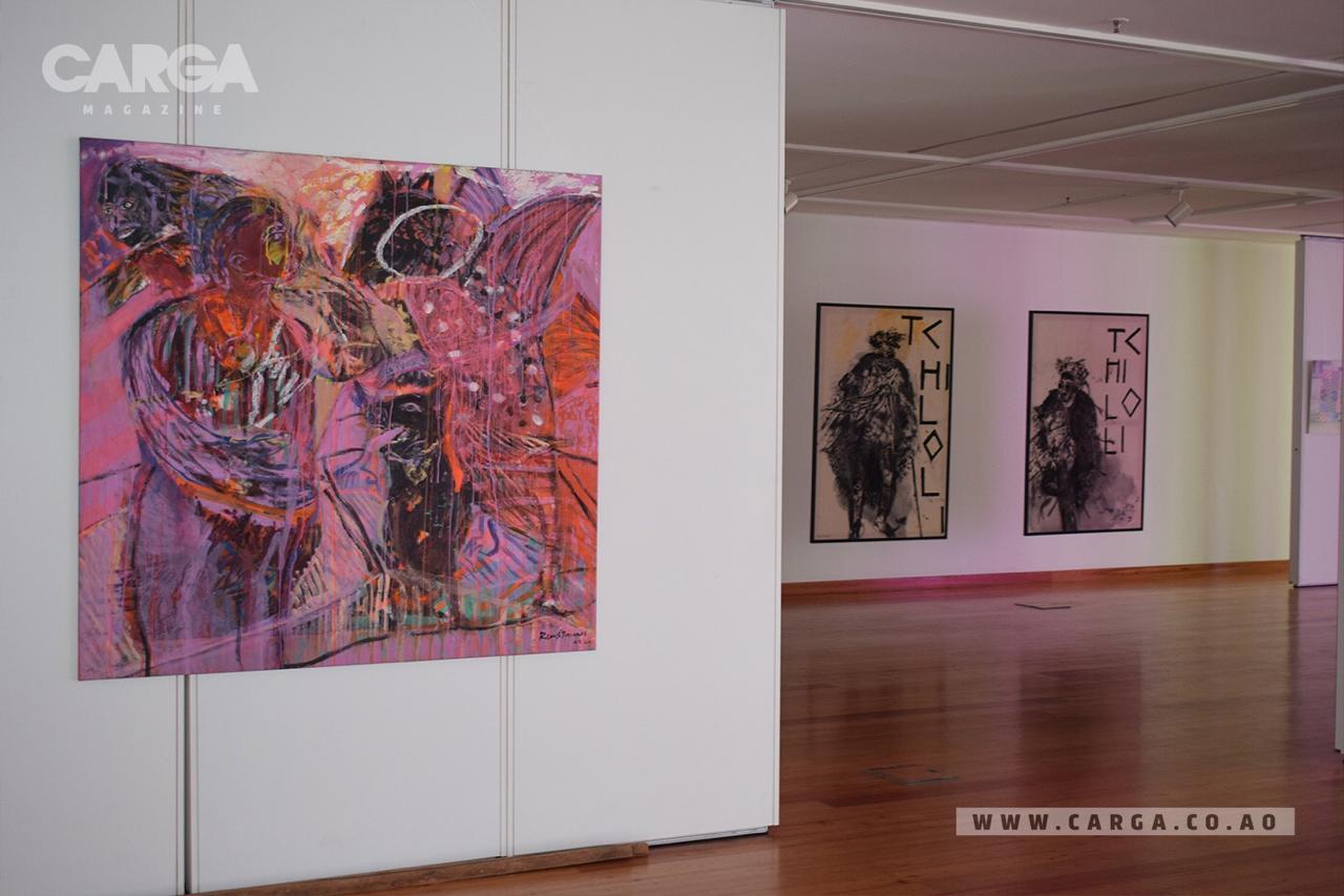 René Tavares reflecte sobre o mundo contemporâneo em nova exposição