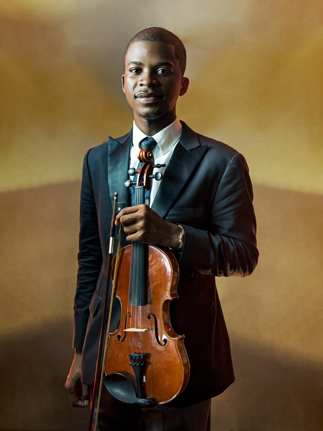 """Félix da Costa: """"O nosso maior sonho é fazer da Orquestra Camerata de Luanda a melhor de África"""""""
